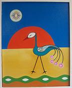 150-1 Vogel en zon, 1971
