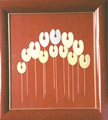 152-2 Bladvormen, rood, 1979