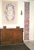 174 Transfiguratie, 1998 en Shawl Djanim, 2001