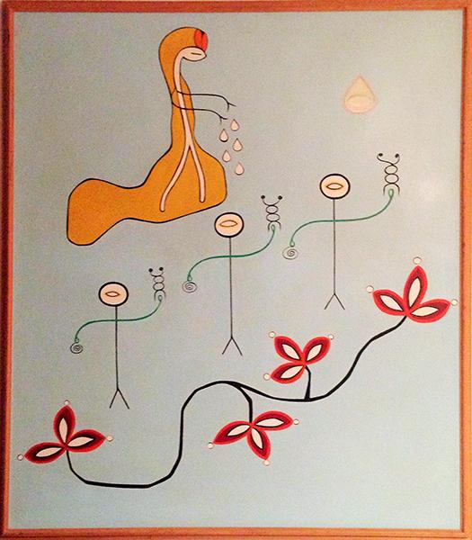 149-3 1Las flores, 1970